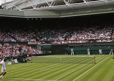 Summer Games Tennis Tournament