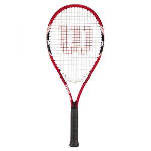Wilson Sporting Goods Tennis Racket Strung 4