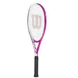 Wilson Triumph Strung Adult Recreational Tennis Racket