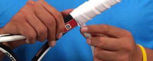 How To Regrip A Tennis Racquet