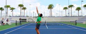 Types Of Tennis Serves