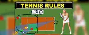 tennis rules