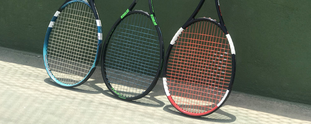 types of tennis racquets