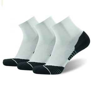 HUSO Performance Sports Ankle Compression Socks