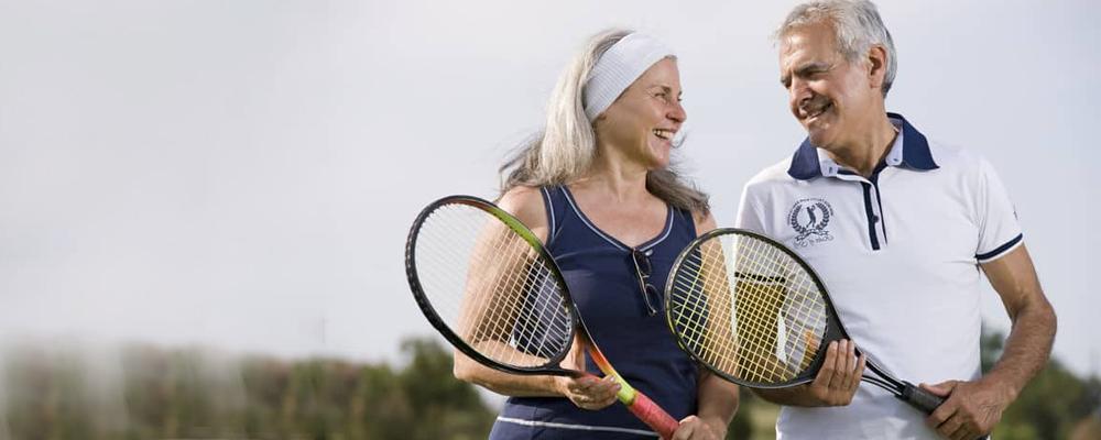 Best Tennis Racquet For Senior Players