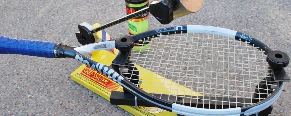 Best Tennis Stringing Machine