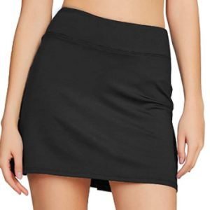 Cityoung Women's Athletic Pleated Skirt