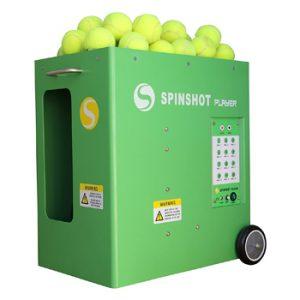 Spinshot Player Tennis Ball Machine