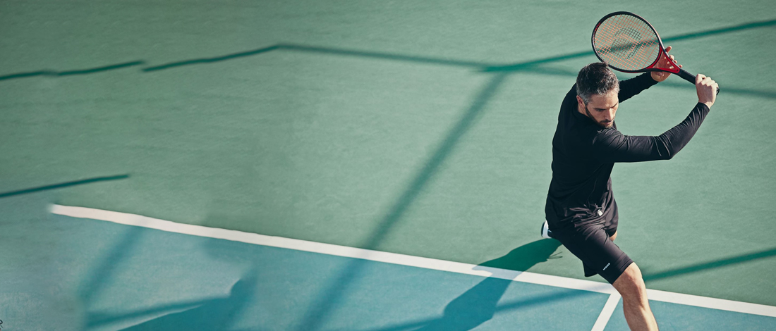 How to Hit A Slice Backhand