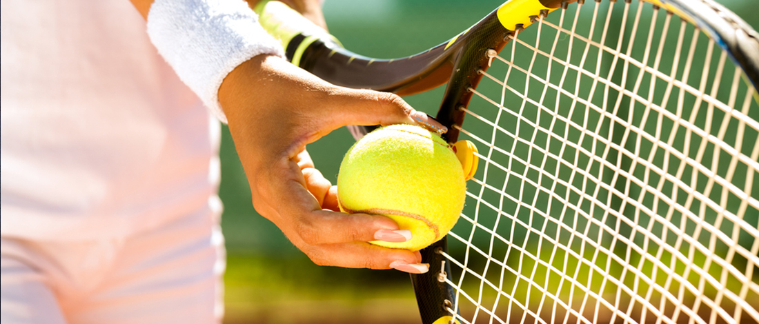 Tennis terms and definitions