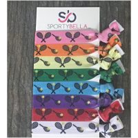 Infinity Collection Tennis Hair Ties